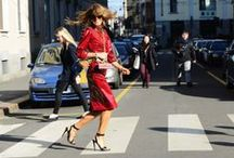 Fashion | Global Street Style / Go Behind Global Street Style with IMAN