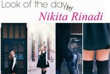 Look of the day : Oxford Style / You bought an sensational outfit, but dont know how to accessorize it ? Introducing a new project with fashion icons who teaches you to become more stylish and refined, making the correct combination! Choose Nikita Rinadi, be on high! Shop online : www.nikitarinadi.com