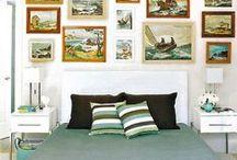 Artistic Bedrooms / Arty Bedrooms