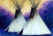 Allen KnowsHisGun / Native American Artist from Montana