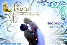 Anmar Xclusive Bridal Magazine Premiere Edition and Second on 21st Edition / Anmar Xclusive Bridal Magazine Premiere Edition on 20th and Second on 21st Edition