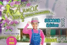 Anmar Kids and Teens Magazine 2nd Edition on 23rd Edition / Kids and Teens