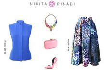 Fashion Set by Nikita Rinadi 2014 Collection / This album its about perfect combination for your wardrobe. Retro,elegant,fashionable or business lady,we are sure this complects are for you,enjoy good design of rafinate clothing.