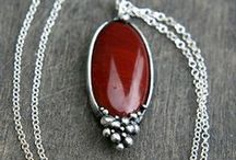 šperky / handmade jewellery and inspiration