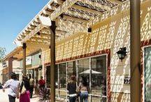 Parasoleil Commercial Installation / A collection of Parasoleil installations