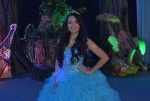 141115JP Jacqueline Padron Quince Celebration / 141115JP Jacqueline Padron Quince Celebration Jungle Theme - Africa Theme