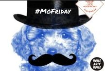 #MoFriday - Moustaches for Movember / To mark Movember, a fabulously furry selection of moustache goods