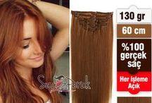 Çıt Çıt Saç / Çıt Çıt Saç, Gerçek Saç, Geri iade garantili saç