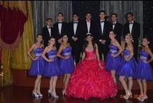 150116GR Gabriela Rivera Quince Celebration Butterflies Theme / 150116GR Gabriela Rivera Quince Celebration Butterflies Theme