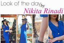 Look of the day : Aristocratic Style / You bought an sensational outfit, but dont know how to accessorize it ? Introducing a new project with fashion icons who teaches you to become more stylish and refined, making the correct combination! Choose Nikita Rinadi, be on high! Shop online : www.nikitarinadi.com