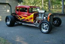 Hot Rod / Car's no.1