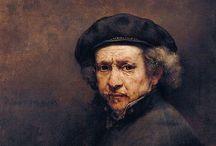 Rembrandt / Painter