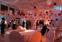Hanging Lantern Installations / A selection of our Hanging Lantern installations.  All images are our own