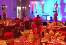Ideas for Awards Themed Events / Ideas for dressing venues for awards ceremonies and awards themed events. All images are our own.