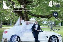 Anmar Xclusive Bridal Magazine on 24th Edition / Anmar Xclusive Bridal Magazine on 24th Edition, this is the Fourth Edition