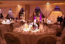 Ideas for Hurlingham Club Events / Ideas for dressing the Hurlingham Club for weddings, parties and corporate events.  All images are our own.