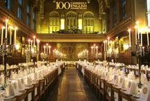 Kings College Cambridge / Ideas and examples of decorations by Stress Free Hire for events and weddings at Kings College in Cambrige. With the exception of the inspiration images, all images are our own.