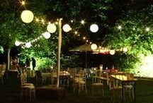 Ideas for Fulham Palace, London / Ideas and examples of wedding and event decoration by Stress Free Hire at Fulham Palace, London