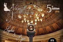 Anmar Xclusive Bridal Magazine on 25th Edition On line only / Anmar Xclusive Bridal Magazine on 25th Edition, this is the Fifth Edition On line only