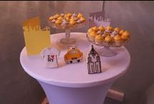 Ideas for Promotional Events in Shops & Offices / Ideas and examples of decorations by Stressfreehire at various company offices and shops throughout the UK for parties and promotional events.