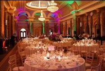 Ideas for Livery Halls & Inns / Ideas and examples of decorations by Stressfreehire for events and weddings at various halls and inns throughout London.
