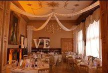 Ideas for Country Houses & Hotels / Ideas and examples of decorations by Stressfreehire for events and weddings at various country houses and hotels across the UK.