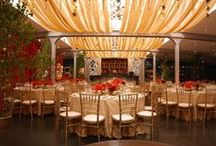 Ideas for Using Draping / Ideas and examples of decorations by Stressfreehire using bespoke draping at various venues across the UK.