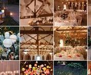 Farbridge / Ideas for dressing Farbridge Barns nr Chichester for weddings, parties and events.  With the exception of the inspiration images, all images are our own.