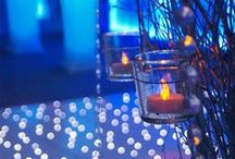 Ideas for Winter Wonderland Themed Events / Ideas and examples of decorations by Stressfreehire for events with a Winter Wonderland theme.