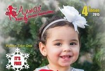 Anmar Kids and Teens Magazine 4th Edition on Line only / Anmar Kids and Teens Magazine 4th Edition on Line only