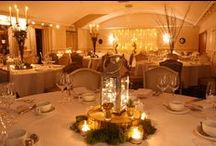 Ideas for Silvermere Golf Club / Ideas for dressing Silvermere Golf Club in Weybridge for weddings and events by Stressfreehire.  All images are our own.