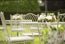 Ideas for Vintage Style Events / Ideas and examples of decorations and theming by Stressfreehire for weddings and events with a Vintage theme.