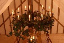 Ideas for Woodland Weddings / Ideas and examples of decorations and theming by Stressfreehire for weddings and events with an enchanted woodland feel.