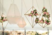 Design Trends 2016/17 / Rustic, Industrial, Botanical, Geometric and Ecclectic- this year's design trends are having an impact on event decoration. Here is a board of inspiration photos and images we'd love to recreate, from trends we picked up from the Spring Fair.