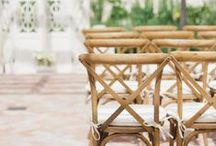 Inspiration for using Crossback Chairs