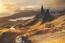 Reiseinspiration - Schottland / Inspirationen für die Planung einer Schottlandreise