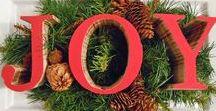 Holidays - Christmas / Christmas inspiration