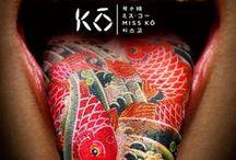 Tattoo & Koi