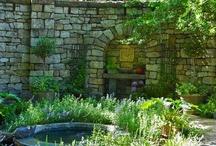 // Au jardin...