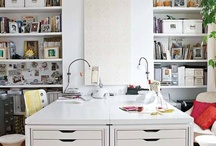 sewing/craft rooms / by Sheri Smith