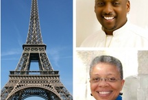Southern Passion Lounge in Paris / The best of food, wine, and music in Paris via BlogTalkRadio! / by Discover Paris!™