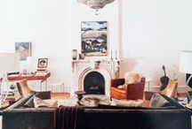Inspired Spaces / ~the loveliness that makes life indoors beautiful~ / by Little Nectar
