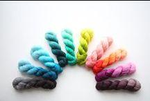Three Irish Girls Colorways