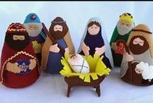 Christmas nativities