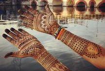 My mehndi Art / Beautiful henna design http://theultimateweddingdiaries.blogspot.in/