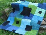Indigo quilt