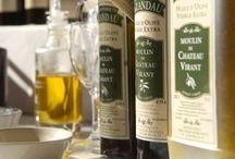Huile d'olive de Château Virant / Huile d'olive AOP Aix en Provence, l'huile d'olive la plus médaillée de France