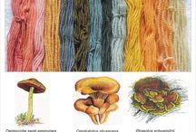 colors, dyeing, värit, värjäys