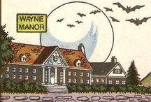 - WaYne_ManOr - / Nice Home / by William                            ↟ Mark