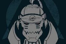 Fullmetal Alchemist / Fullmetal Alchemist